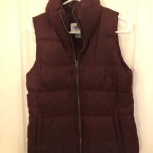 Old Navy Size S Martin Puffer Vest